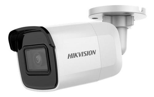 Camara De Vigilancia Hikvision, Mini Bullet, Ip, 2mp