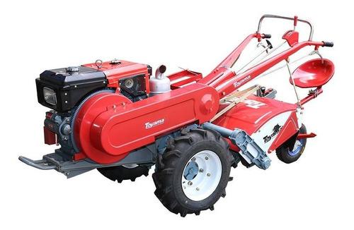Microtrator À Diesel 16,5hp Monocilíndrico Tdwt80e Toyama