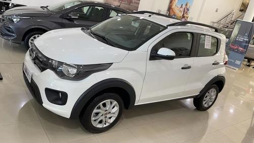 Fiat Mobi 1.0 Okm 2021 Plan Gobierno Entrega Rápida C-