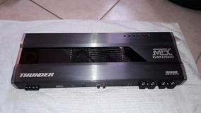 Amplificador Mtx Th 4000d Fosgate Pioneer Kicker Focal