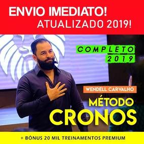 Método Cronos - Wendell Carvalho + Brindes