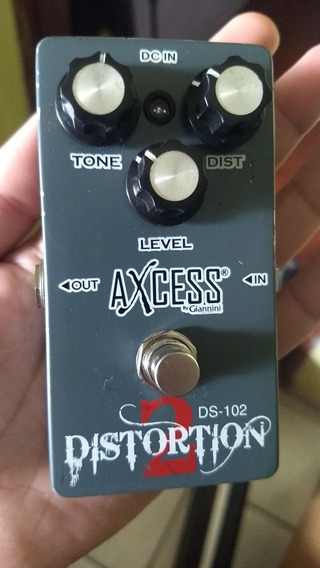 Pedal Giannini Distortion 2 Axcess