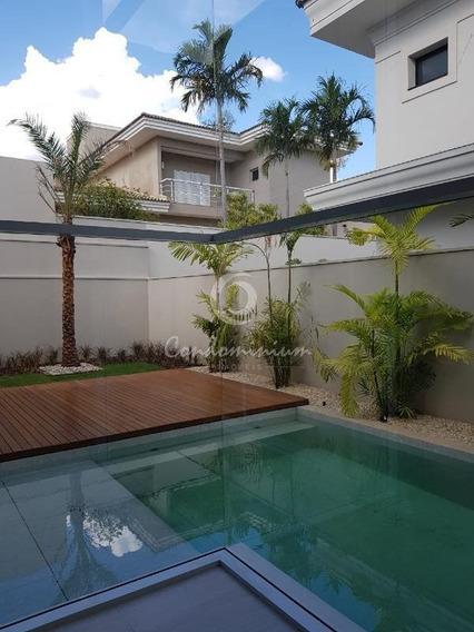 Casa Em Condomínio À Venda, 4 Quartos, 4 Vagas, Residencial Quinta Do Golfe - São José Do Rio Preto/sp - 1237