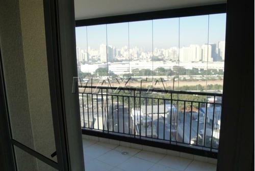 Imagem 1 de 12 de Lindo Apartameto Com Varanda Gourmet- Casa Verde  - Mi84131