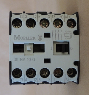 Contator De Potência - Moeller - Dil Em-10-g