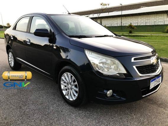 Chevrolet Cobalt 1.4 Ltz Com Gnv