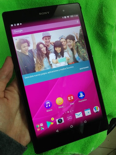 Tablet Sony Xperia Z3. Local Comercial!!