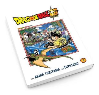 Dragon Ball Super - Edição 3