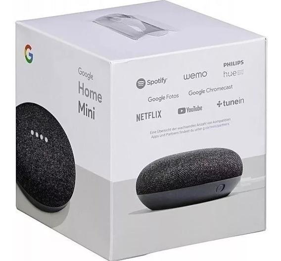 Google Home Mini Assistente Automação Comando De Voz