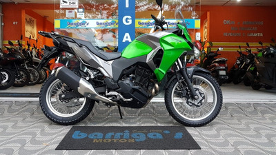 Kawasaki Versys-x 300cc Abs Com Garantia De Fábrica 1 Ano