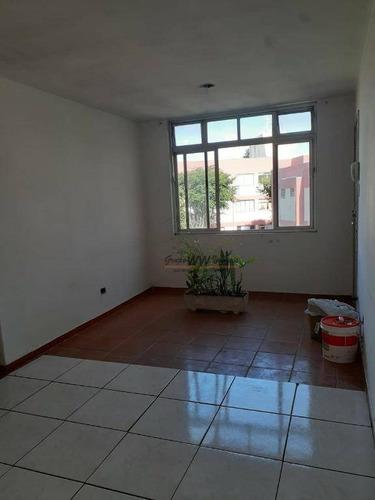 Imagem 1 de 6 de Apartamento À Venda, 66 M² Por R$ 320.000,00 - Vila Constança - São Paulo/sp - Ap3124