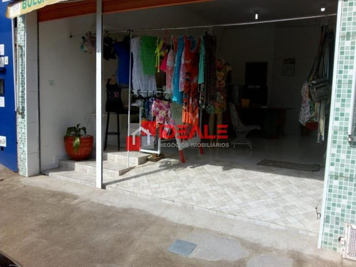 Salao Comercial 40m² - 580