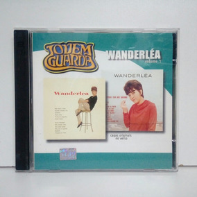 Cd-jovem Guarda- Wanderléia (2 Cds)