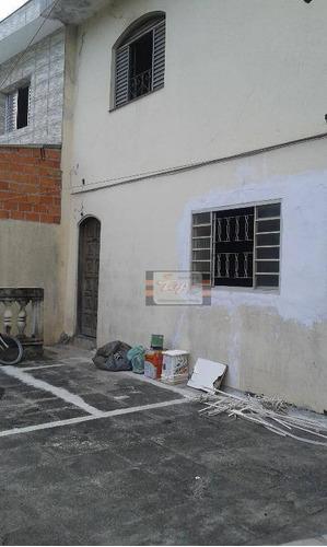 Casa Residencial Para Locação, Pirituba, São Paulo. - Ca0518