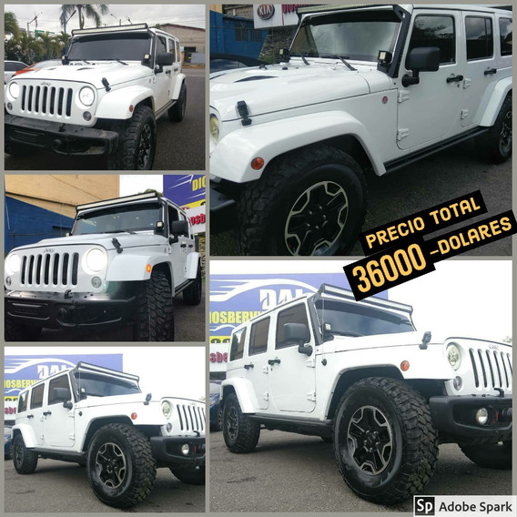 Jeep Rubicon Americano