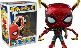 Funko Pop Iron Spider 300 - Infinity Wars