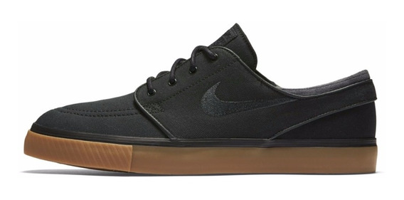 Tênis Nike Sb Stefan Janoski Preto Skate Original 2bros