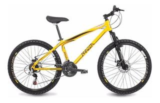 Bicicleta Mazza Bikes Fire Aro 26 Shimano 21 Mzz-100