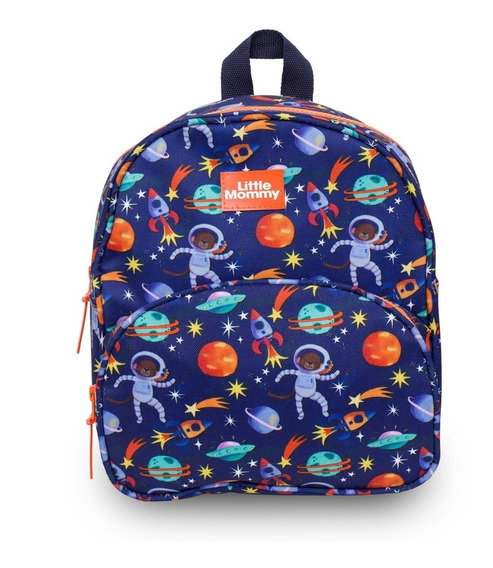 Mochila Infantil Niños Impermeable Little Mommy Space
