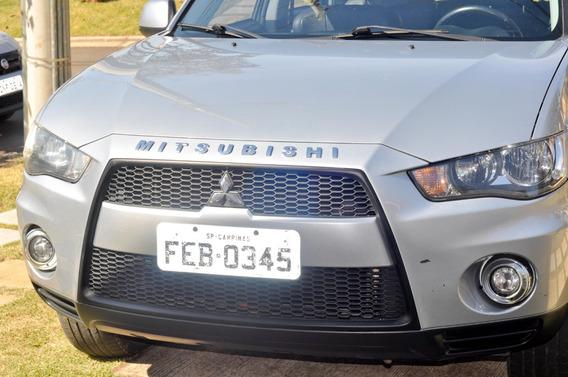 Outlander 2.0, 2012, Prata, Pra Vender, Barata, Mitsubishi