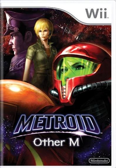 Metroid Other M - Wii / Wii U - Lacrado - Pronta Entrega!!