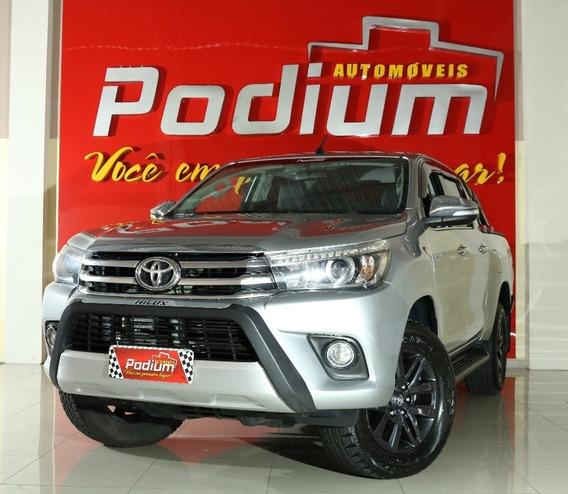 Toyota Hilux Cabine Dupla Srx 2.8 Diesel 4x4 Automática |