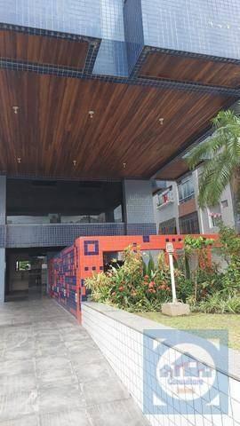 Apartamento Com 2 Dormitórios À Venda, 75 M² Por R$ 424.000,00 - Estuário - Santos/sp - Ap5895