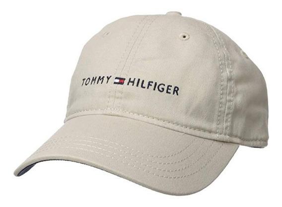 Boné Tommy Hilfiger Clássico Original Ajustável