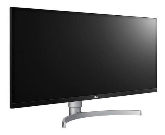 Monitor Lg 34 Ultra Wide, Ips, Full Hd - 34wk650-w.awz