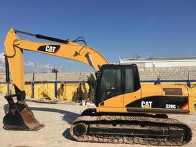 Excavadora Cat 320cl 2004 Kit Hid 10,000hrs, Servicios