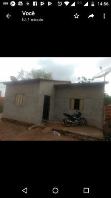 Lote Muito Grande 15 De Frente Por 32 De Fundo,com Uma Casa