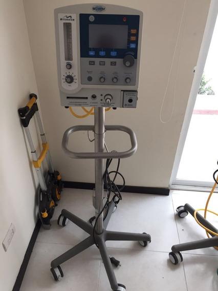 Respirador - Ventilador Pediatrico Neonatal Sechrist M