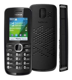 Celular Nokia 110 Preto Dual Chip Estado De Novo