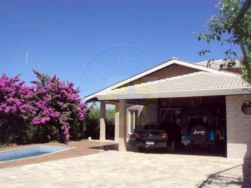 Casa Residencial À Venda, Loanda, Atibaia - Ca0657. - Ca0657