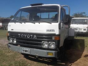 Toyota Dyna 96 Con Rampay Malacate Muy Bueno!!