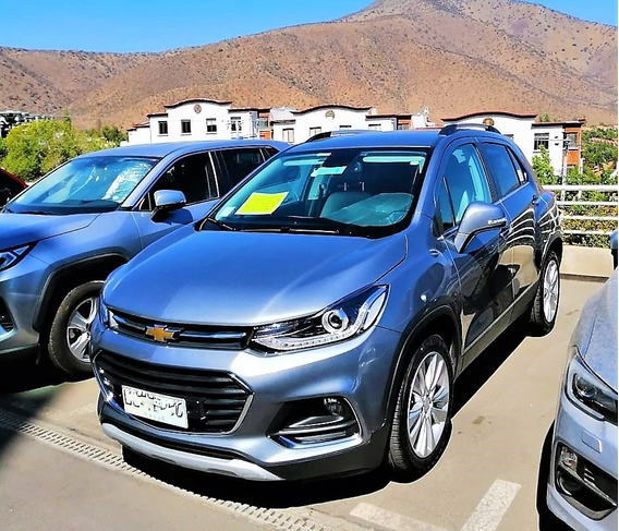 Chevrolet Tracker 1.8 Fwd Lt Full 2019