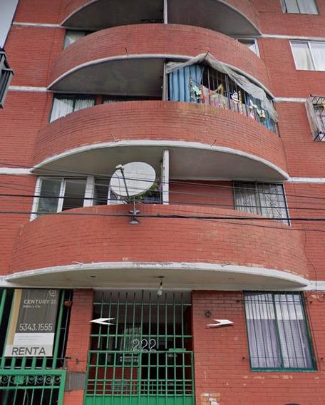 Remate Departamento 2 Recámaras Col. Santa Ma. La Ribera