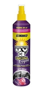 Simoniz Silicona Uv3 Chicle Spray 300ml