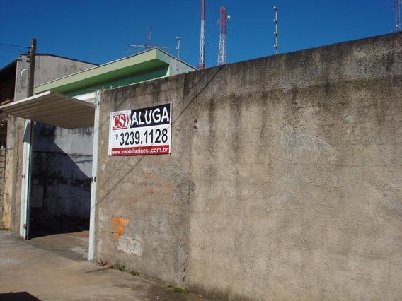 Terreno Residencial Para Locação, Jardim Chapadão, Campinas. - Te0226