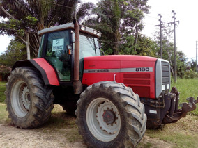 Vendo Tractor Agrícola Massey Ferguson, Motor 180 Hp