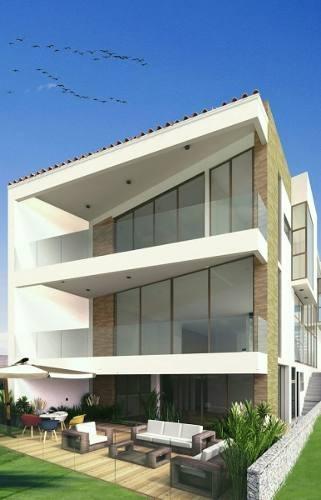 Hermosa Casa Nueva En Venta, Fracc. Real Del Mar Con Vista Al Mar