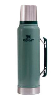 Termo Stanley Classic 1 L. Verde Cuotas