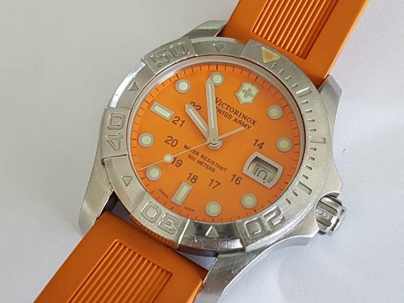 Relogio Victorinox Swiss Army Master Diver 500m Yy #780