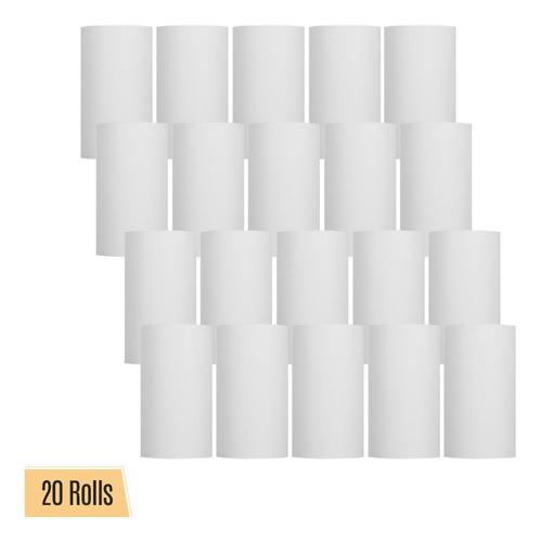 Rollos De Papel Térmico 57*30mm Impresora De Papel Caja Regi