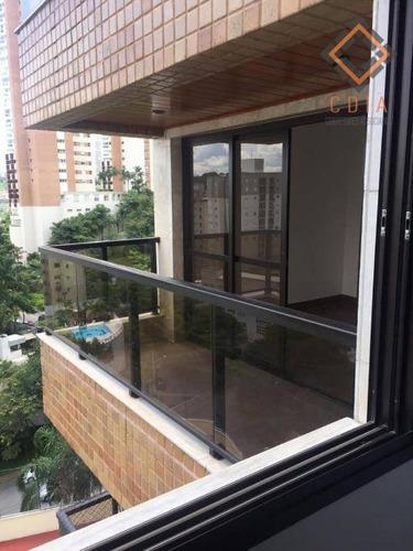 Apartamento Com 4 Dormitórios À Venda, 238 M² Por R$ 790.000,00 - Morumbi - São Paulo/sp - Ap50302