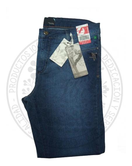 Jeans Taverniti Originales Dama Chupin O Recto
