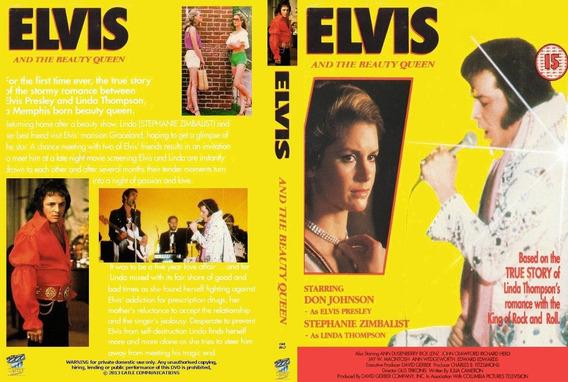 Dvd - Elvis E A Rainha Da Beleza - Legendado