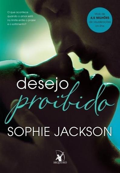 Desejo Proibido Livro Sophie Jackson - Frete 10 Reais