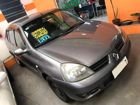 Clio Sedan Privilège 1.6 Flex Completo