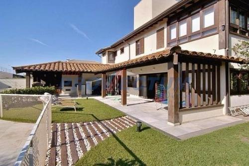 Casa À Venda Em Loteamento Alphaville Campinas - Ca251756